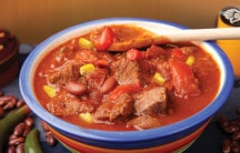 Beef and Bean Stew