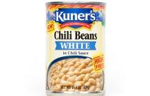 Chili Beans, White