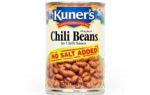 Chili Beans No Salt