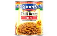 Chili Beans, Hot