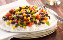 Baja Beans and Rice