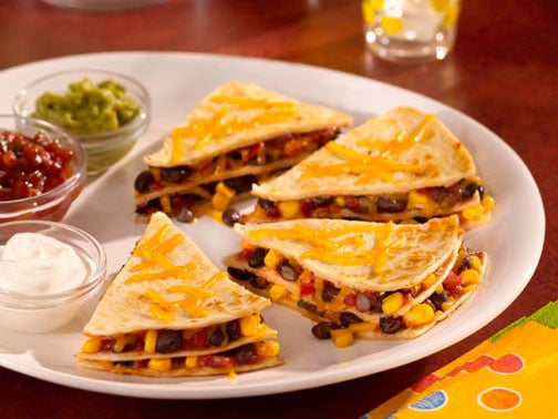 Double-Decker Quesadillas
