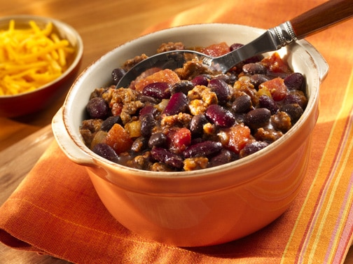 Hearty 2-Bean Chili