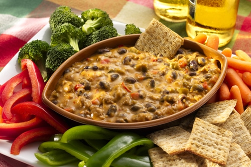 Hot and Spicy Queso Dip
