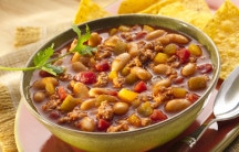 Cannellini Bean Turkey Chili
