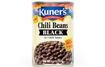 Chili Beans, Black