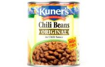 Chili Beans, Original (30oz)