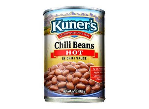 Chili Beans, Hot (15oz)