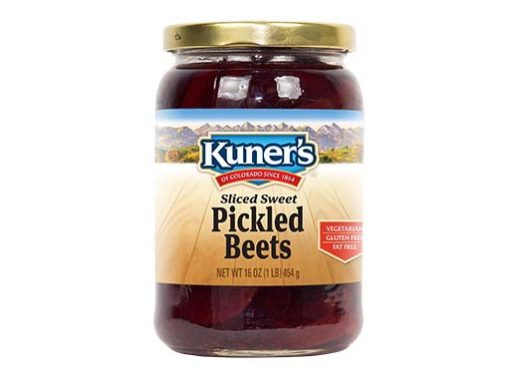 Sliced Pickled Beets (16oz)