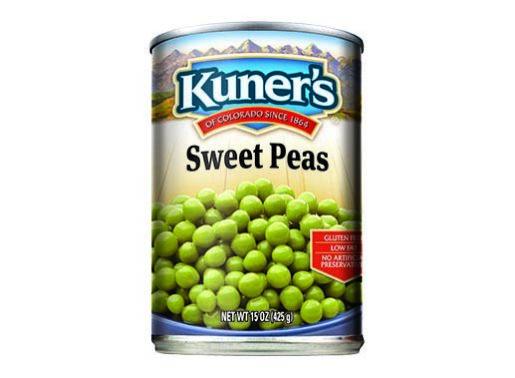 Sweet Peas (15oz)