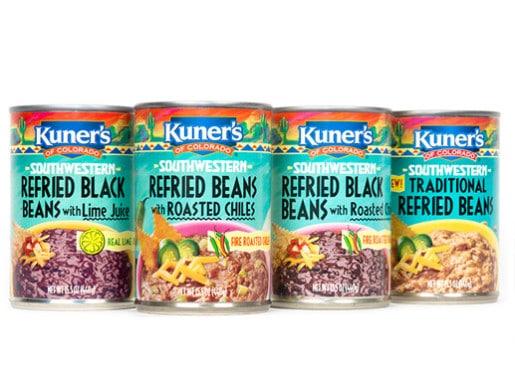 Southwest Refried Beans