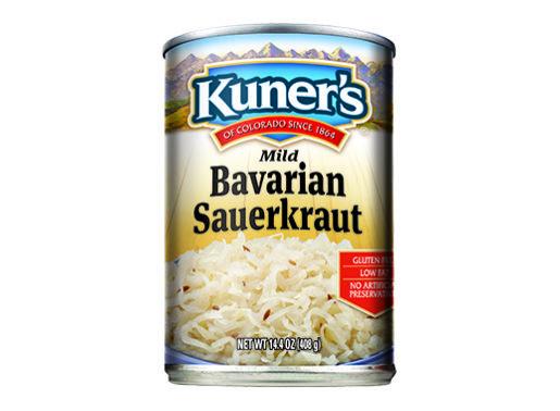 Bavarian Sauerkraut, Mild (14.4oz)