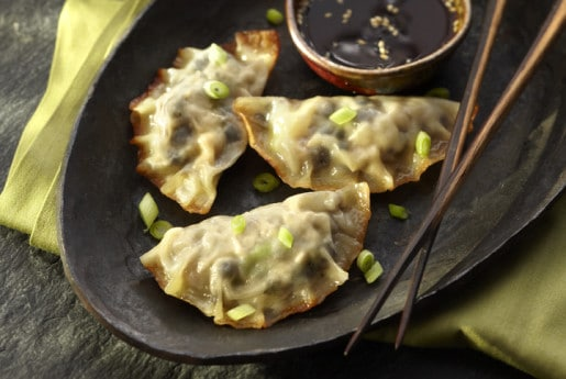 Bean Pot Stickers