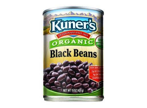 Organic Black Beans (15oz)