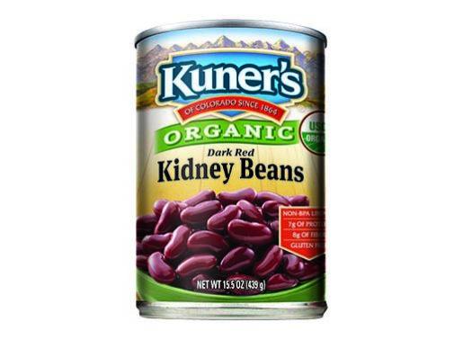 Organic Kidney Beans (15oz)