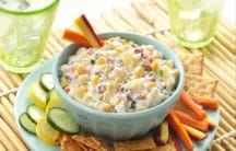 Corn and Pineapple Dip