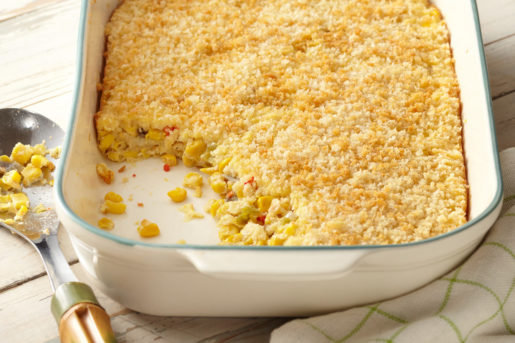 Image result for scalloped corn