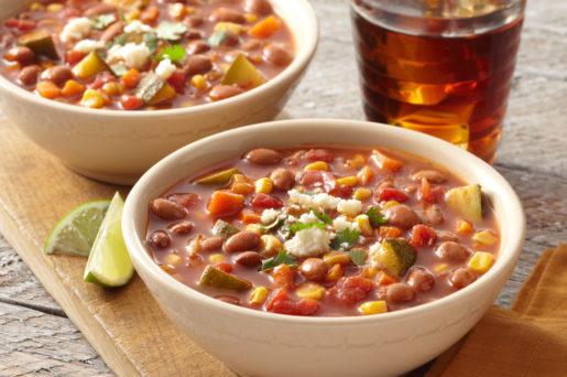 Zucchini Vegetarian Chili Kuner S Foods Recipes